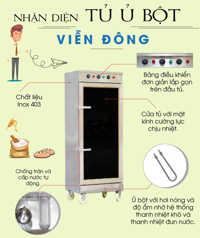 Nhận diện tủ ủ bột thương hiệu Viễn Đông-01