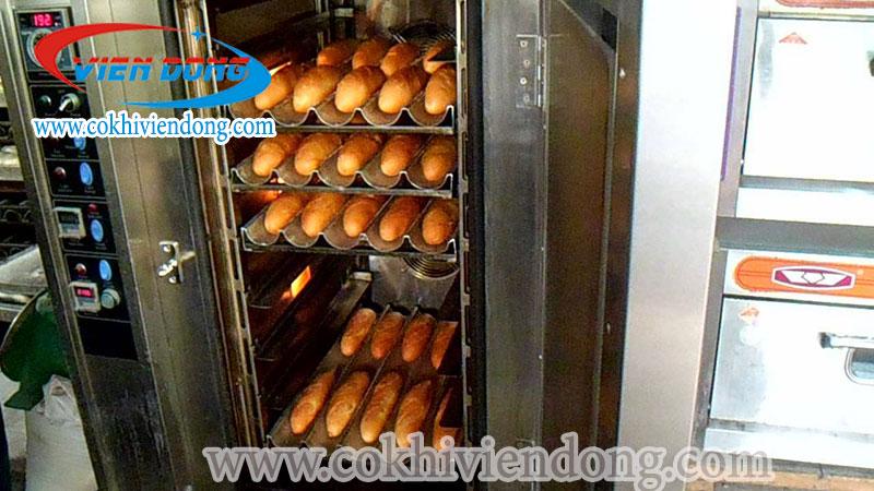 Lò nướng bánh mì 10 khay SouthStar