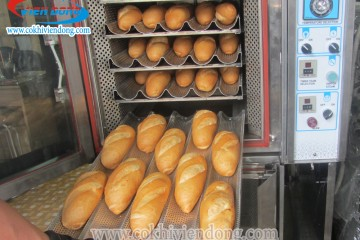 Video thiết bị làm bánh mì, bánh ngọt, bánh trung thu