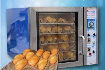Các loại lò nướng bánh mì