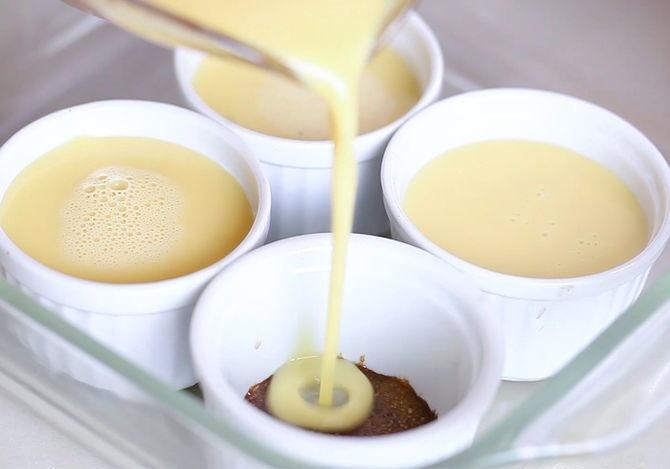 Cách làm bánh flan sữa tươi