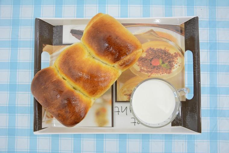 Cách làm bánh mì sandwich ngọt