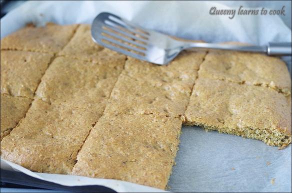 Cách làm bánh mì hạt lanh - Flaxseed bread