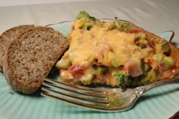 Cách làm bánh mì hạt lanh – Flaxseed bread