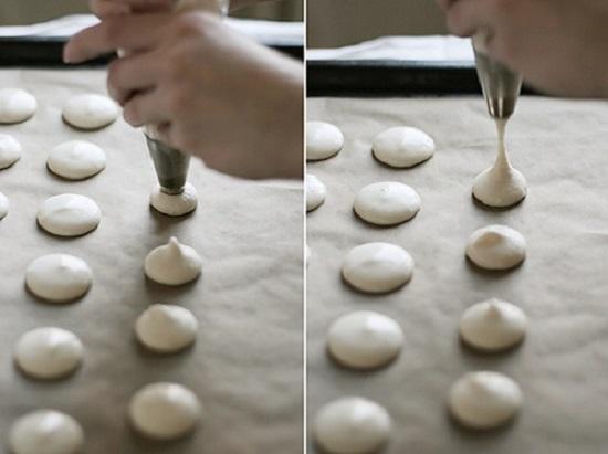 Cách làm bánh Macaron