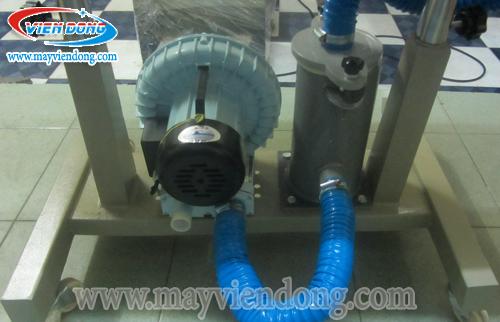 Máy hàn miệng túi có thổi khí FRD-1000