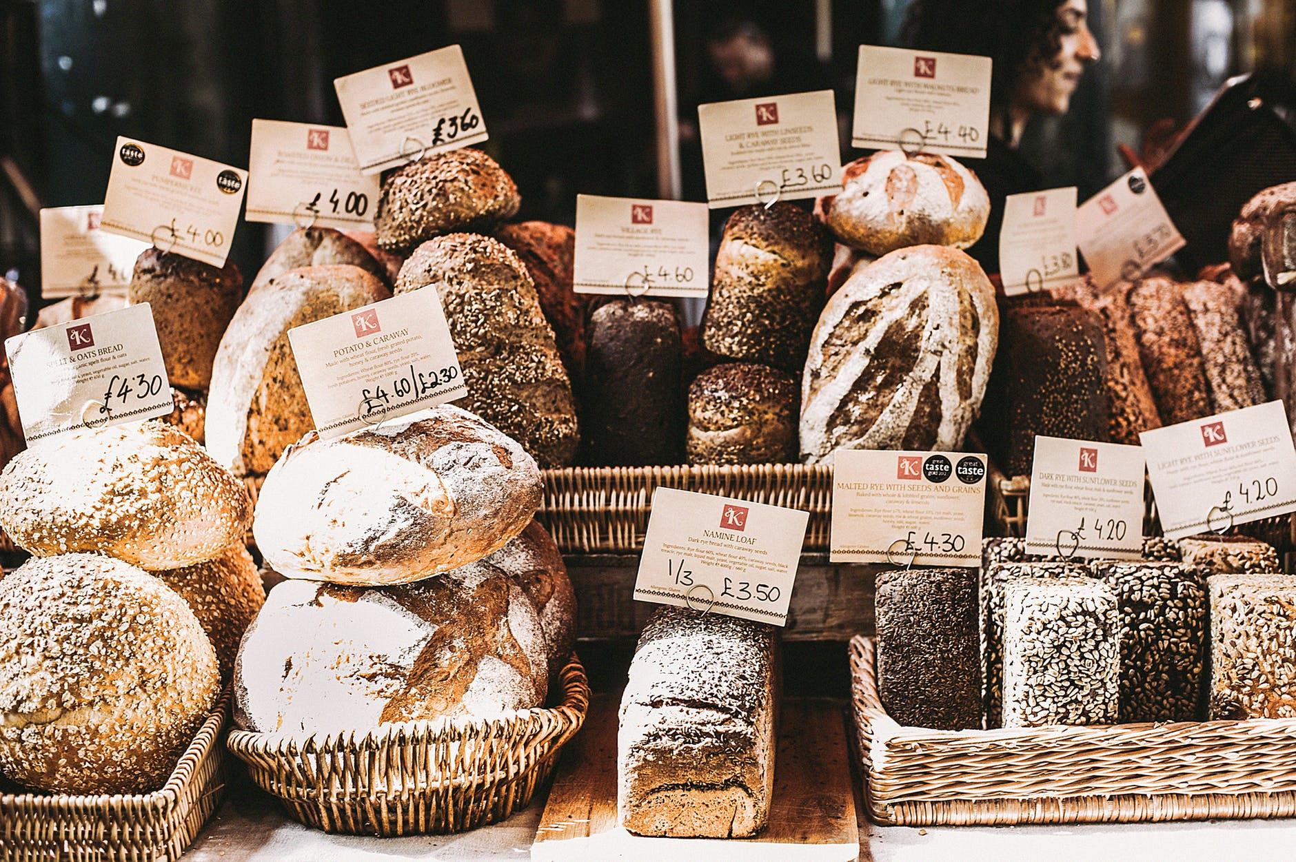 kinh nghiệm mở tiệm bánh mì3
