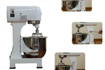 Hướng dẫn sử dụng máy đánh trứng trộn bột, đánh kem