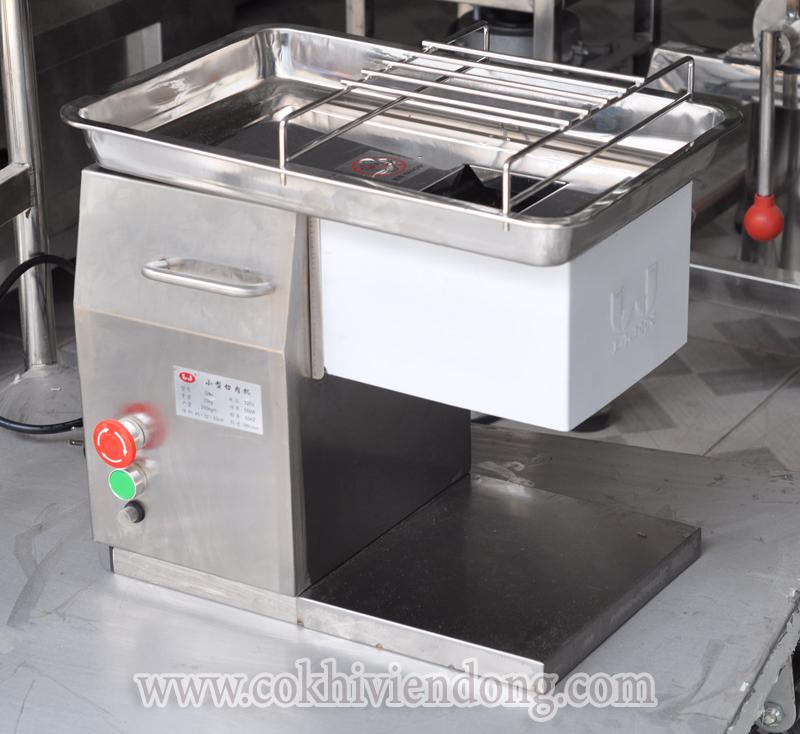 Máy thái thịt tươi sống- giải pháp cho các cơ sở chế biến thịt chuyên nghiệp