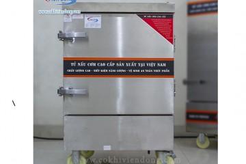 Ưu và nhược điểm của tủ nấu cơm công nghiệp dùng gas