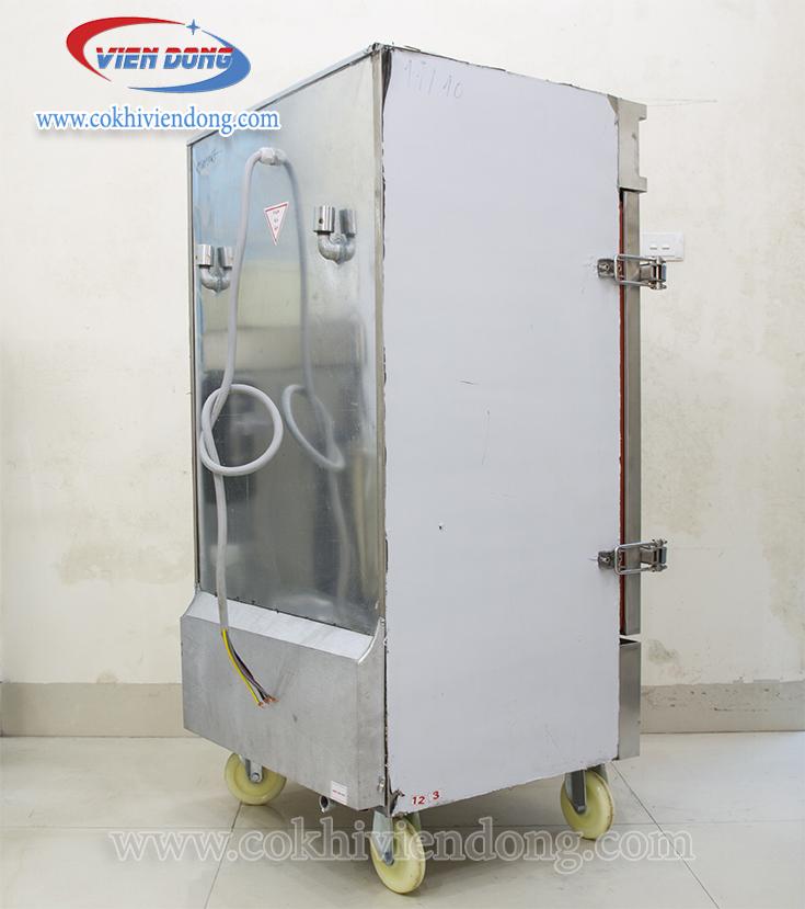 Tủ nấu cơm công nghiệp bằng điện 5