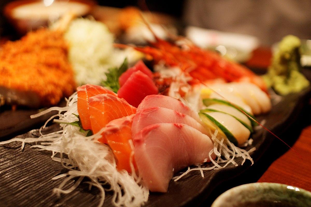 Không ăn hải sản sống