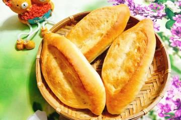 Bí quyết làm bánh mì tươi thơm ngon đẹp mắt