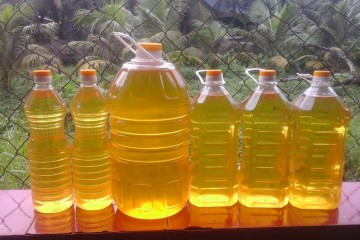 Kiếm cả chục triệu mỗi tháng nhờ máy ép dầu thực vật mini