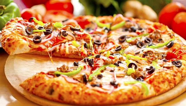 giá lò nướng pizza