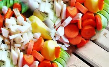 Máy cắt rau củ quả đa năng loại nào nên mua ?