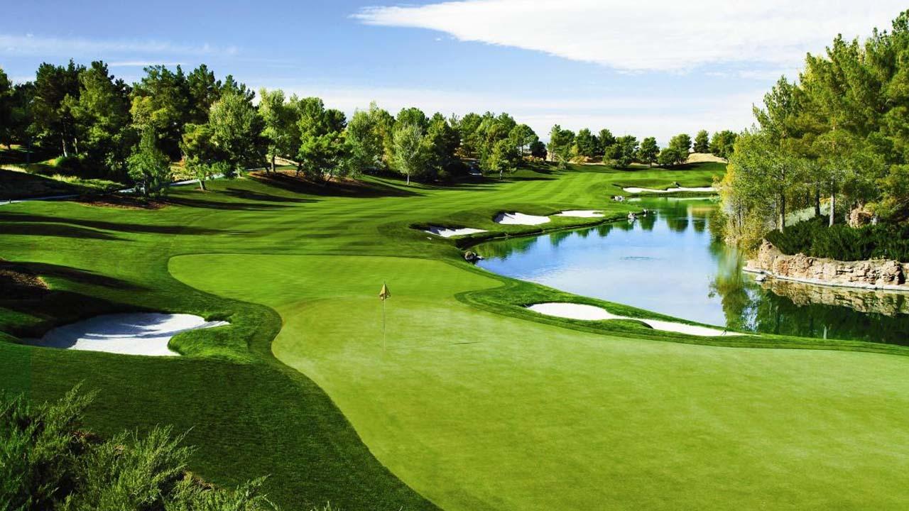 Sân Golf dạng links 18 lỗ đẳng cấp