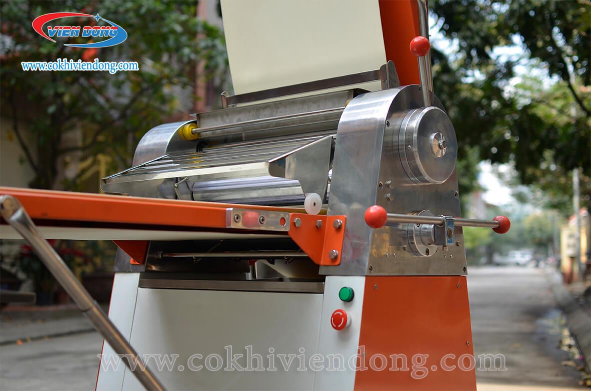 máy cán bột 2 chiều L 620