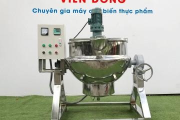 Cách làm các loại nhân bánh trung thu bằng máy sên nhân