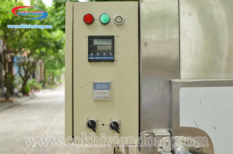 bảng điều khiển tủ sấy công nghiệp