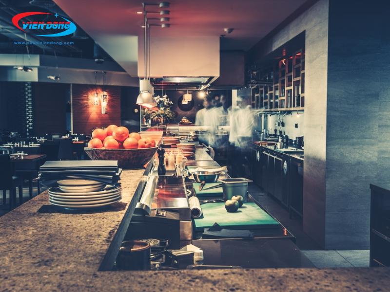 chọn bếp Á phù hợp với không gian bếp