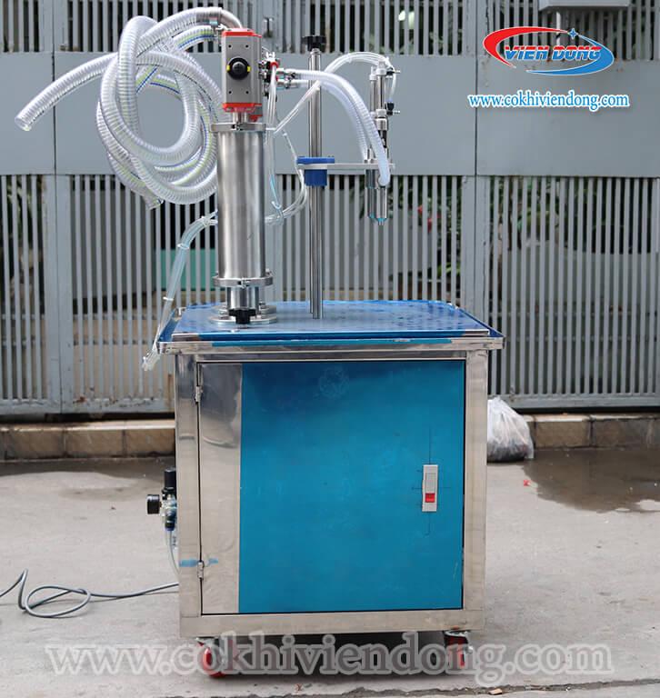 máy chiết rót tinh dầu
