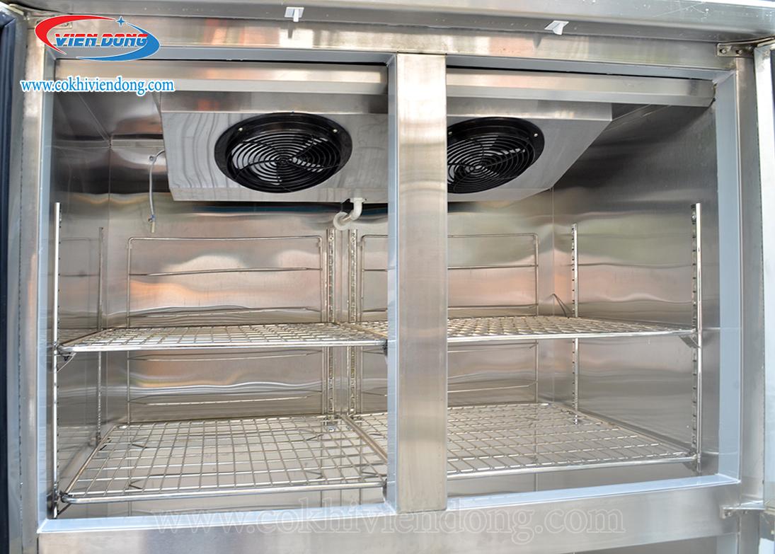khay tủ lạnh công nghiệp