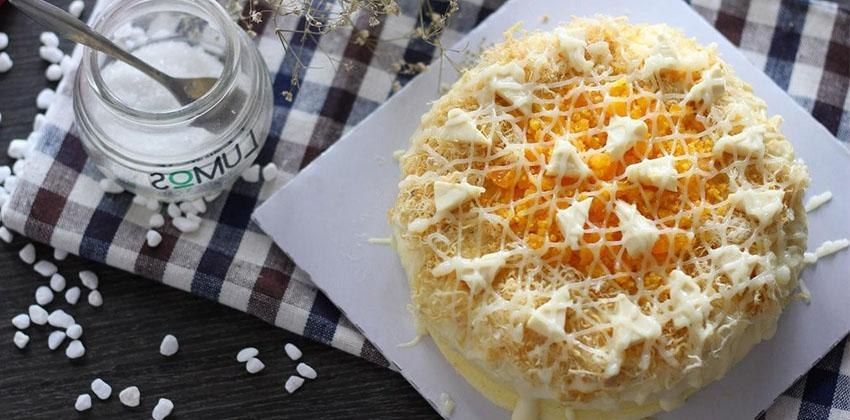 Ăn bánh bông lan trứng muối có tăng cân không?