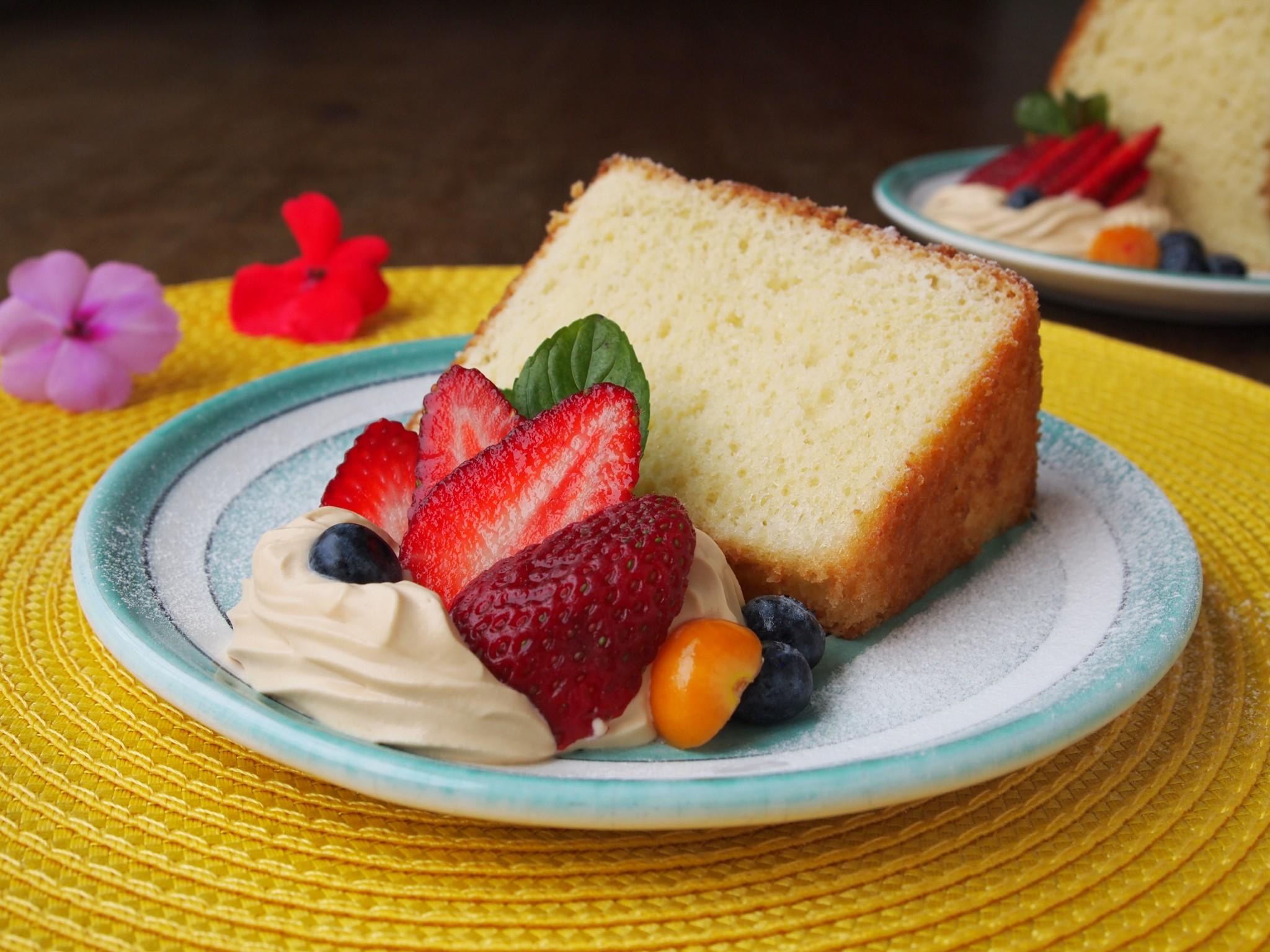 Các loại bánh bông lan hấp dẫn được ưa chuộng hiện nay
