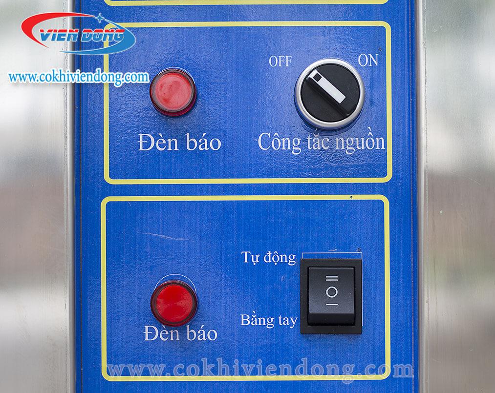 Bảng điều khiển lò nướng bánh mì Việt Nam