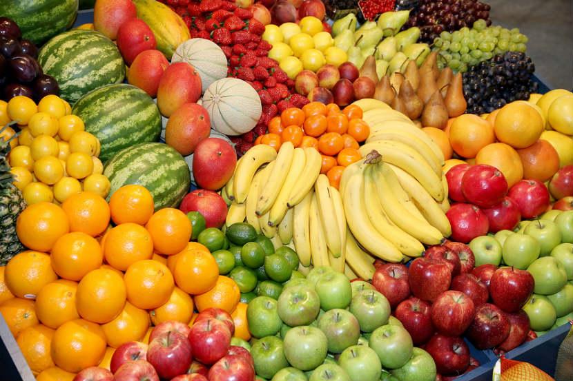 phân loại hoa quả sấy