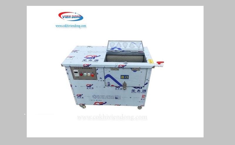 máy cạo vảy cá công nghiệp