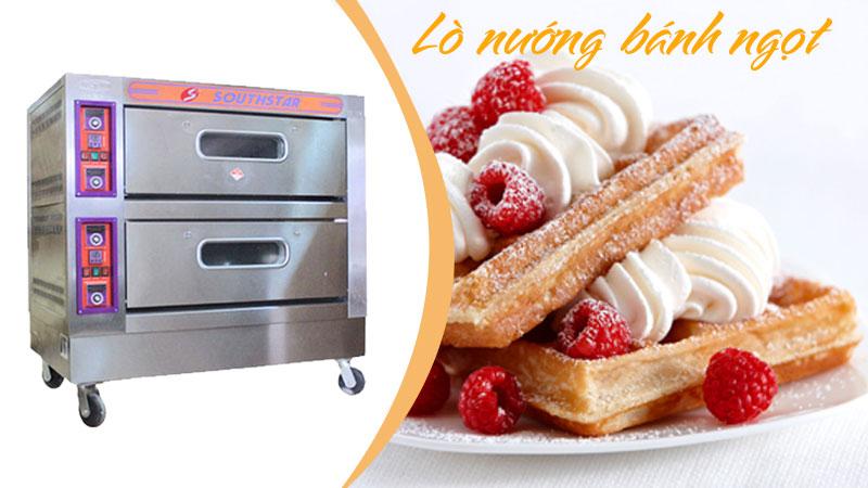 Bán lò nướng bánh ngọt
