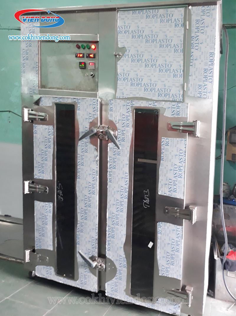 máy sấy trái cây lạnh - máy sấy trái cây công nghiệp
