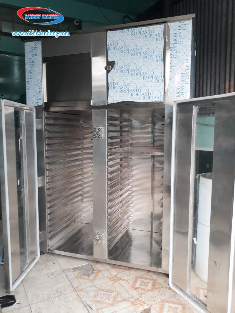 máy sấy trái cây lạnh - máy sấy thực phẩm công nghiệp