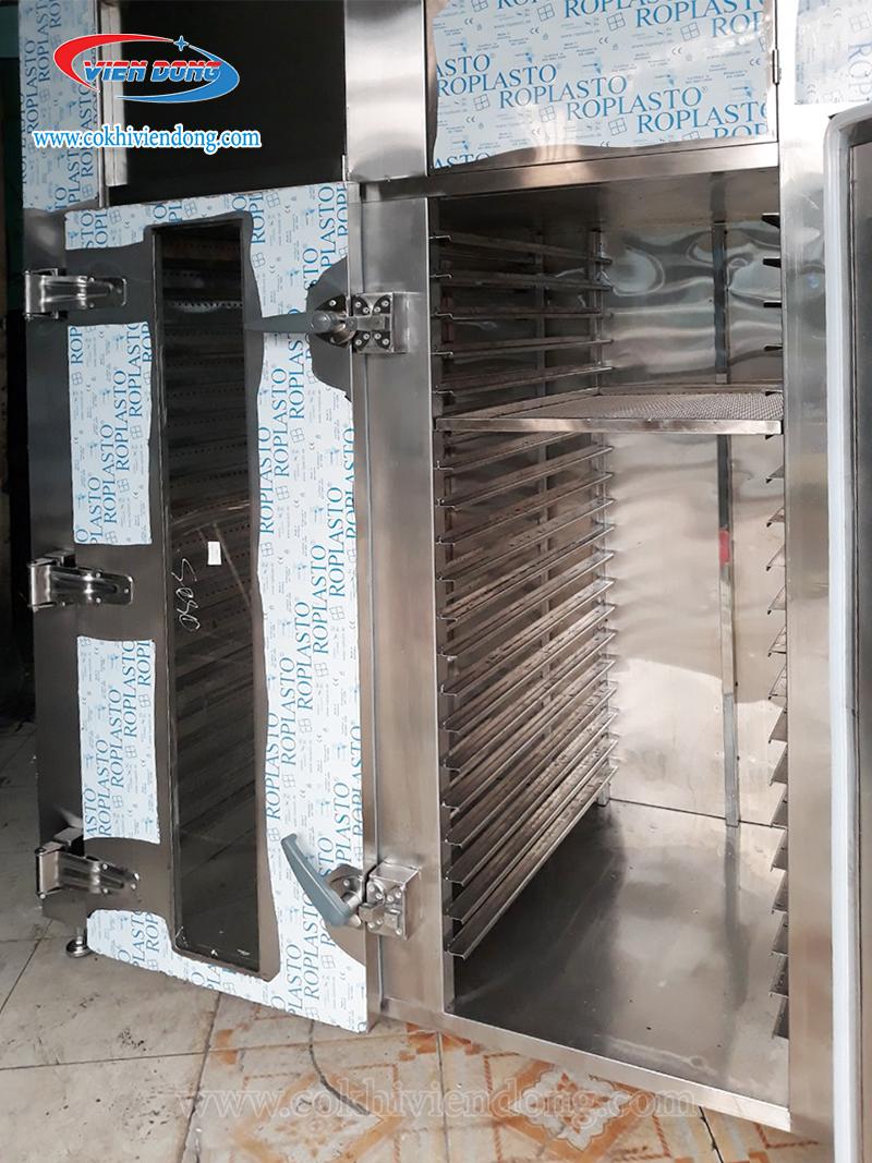 máy sấy trái cây lạnh - máy sấy hoa quả công nghiệp