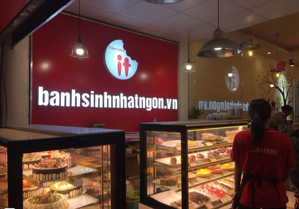 Địa điểm kinh doanh bánh ngọt
