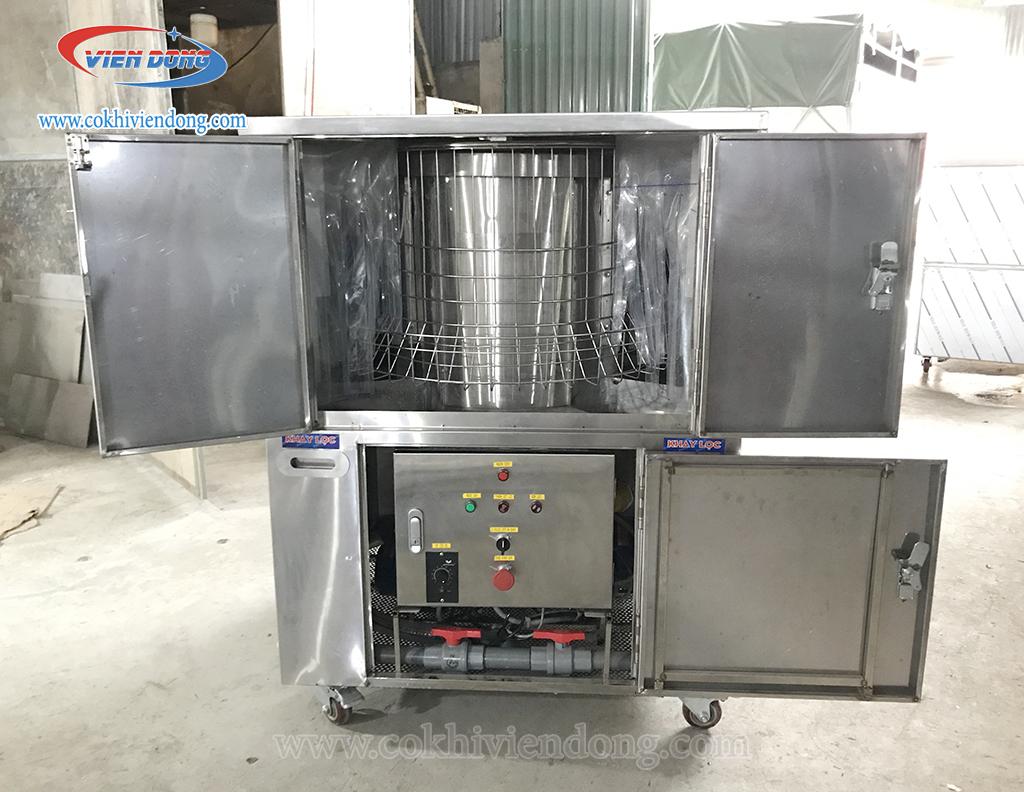 Máy rửa bát công nghiệp VD800