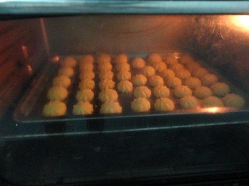 Nướng bánh kém chất lượng