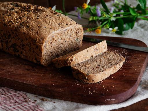 Bánh mì nguyên cám đem lại nhiều lời ích sử dụng