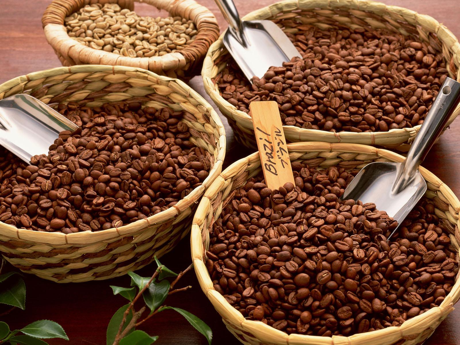 Hạt cà phê thành phẩm