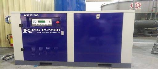 máy nén khí trục vít king power